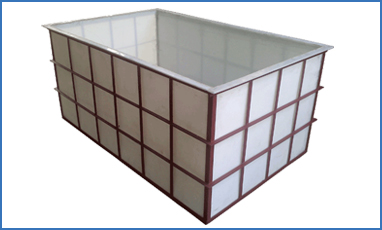 Fabricated Tanks, Fabricated Storage Tanks, Manufacturer